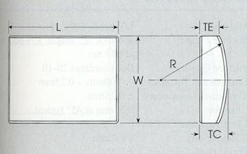 Rectangular Cylindrical Convex
