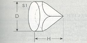 Solid Retro-Reflector Prism